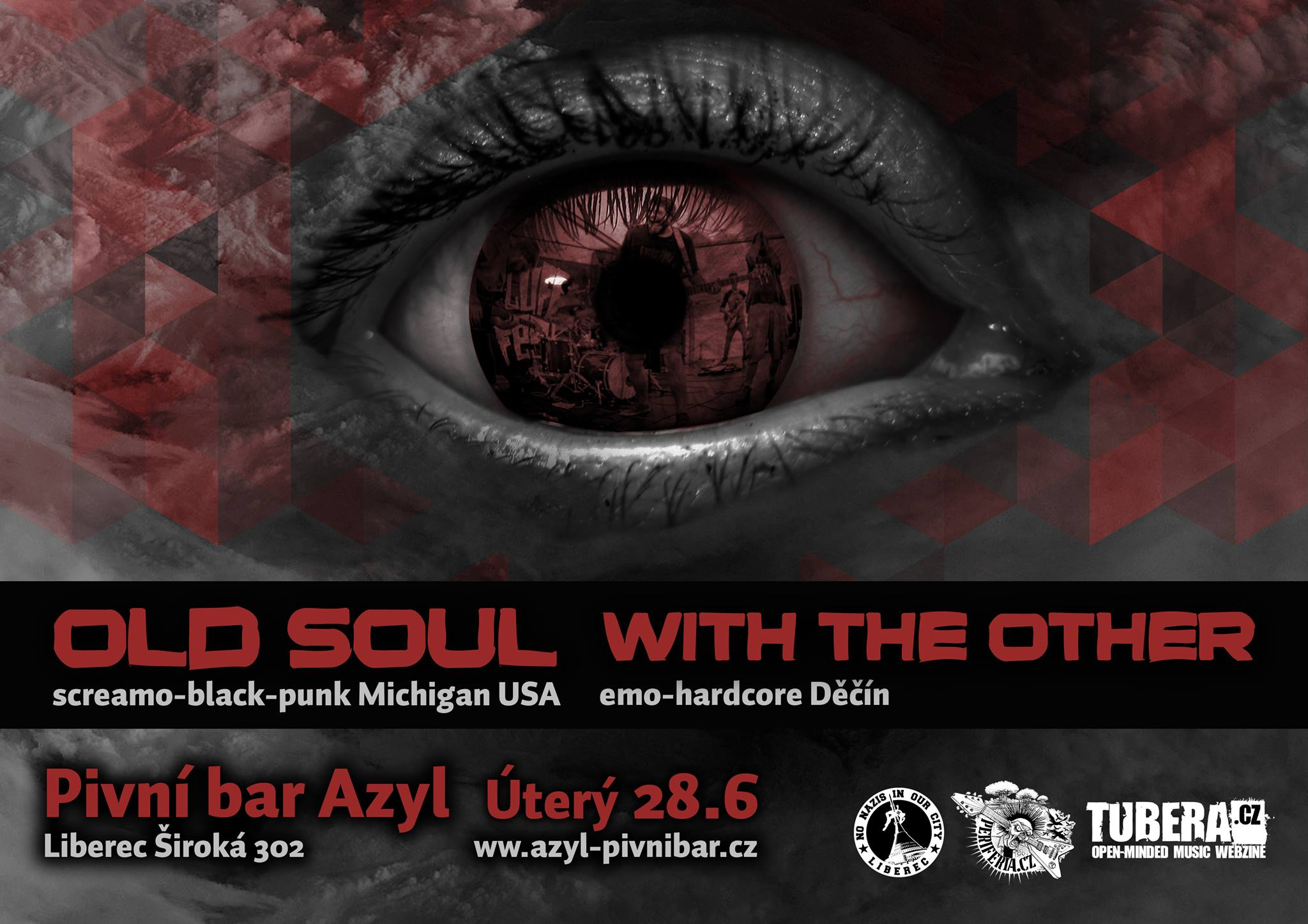 OLD SOUL (USA), With the other (Děčín) [Liberec]