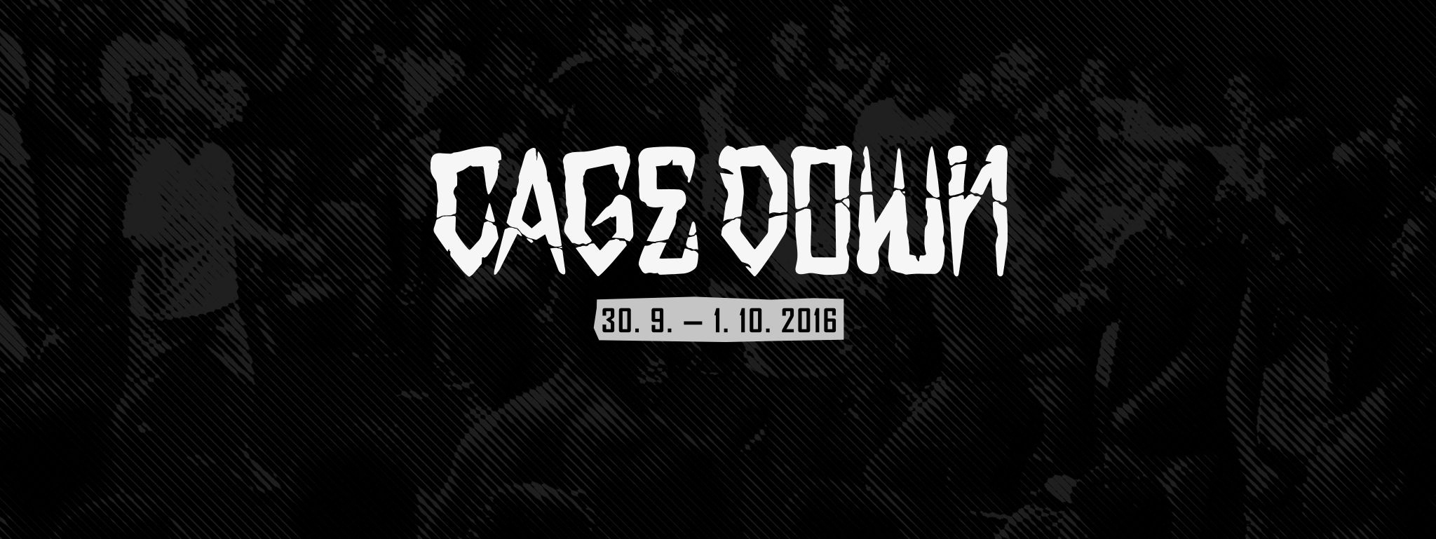 CAGE DOWN 2016 - Championship of Hardcore [Liberec]